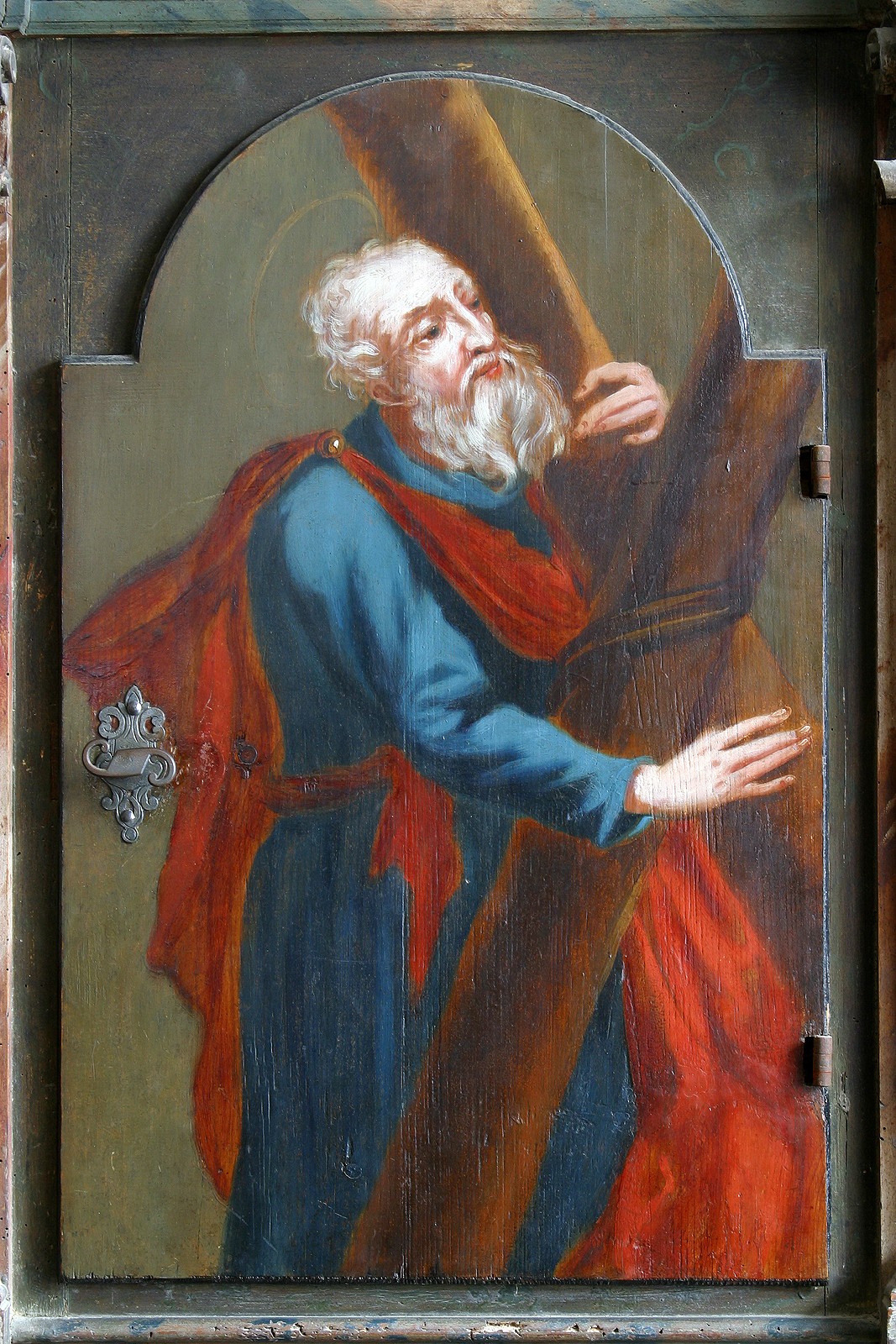 St Andrew the Apostle Icon: History and Description