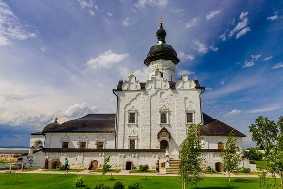 The Holy Dormition Monastery, Sviyazhsk