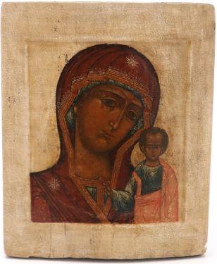 Our Lady of Kazan (18th century)