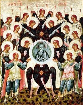 More Holy Icons to Venerate in November