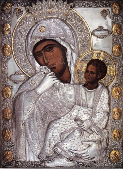 """Icon of the Mother of God """"Panagia Paramythia"""""""