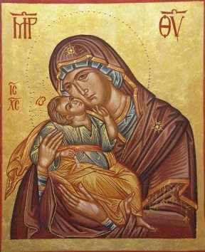 Main Differences between Russian and Greek Orthodox Icons