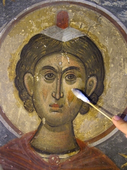 Antique Icon Restoration Methods