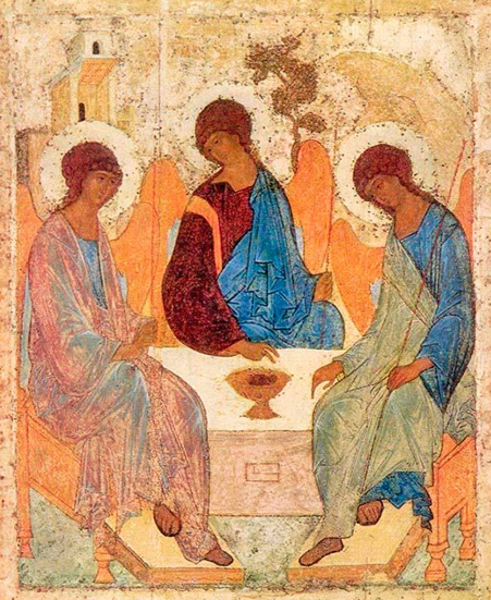 Andrei Rublev – A Saint Icon Painter