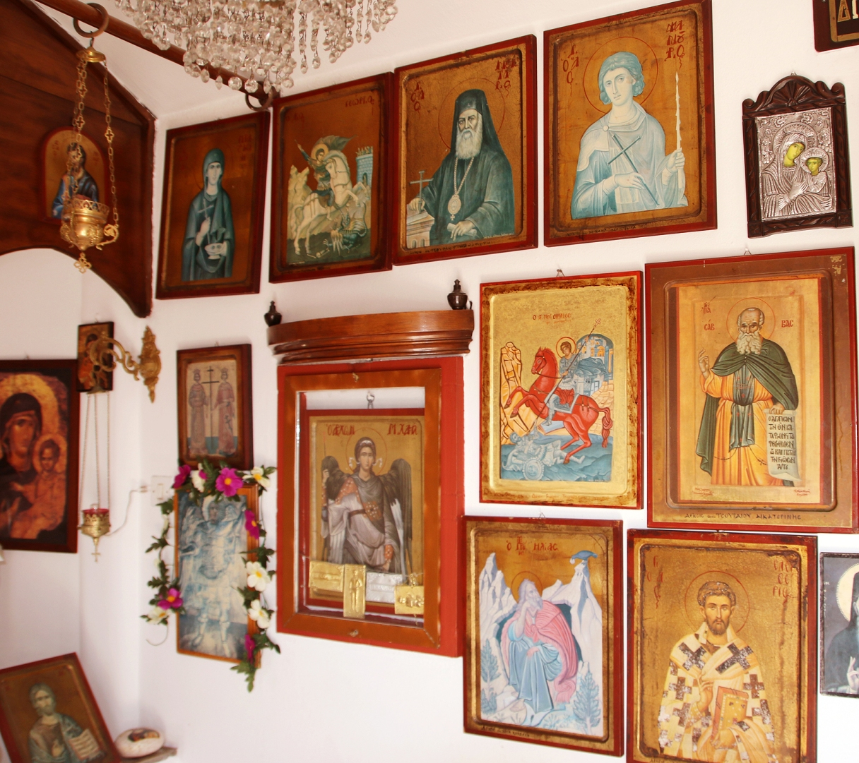 The Significance of Greek Orthodox Icons