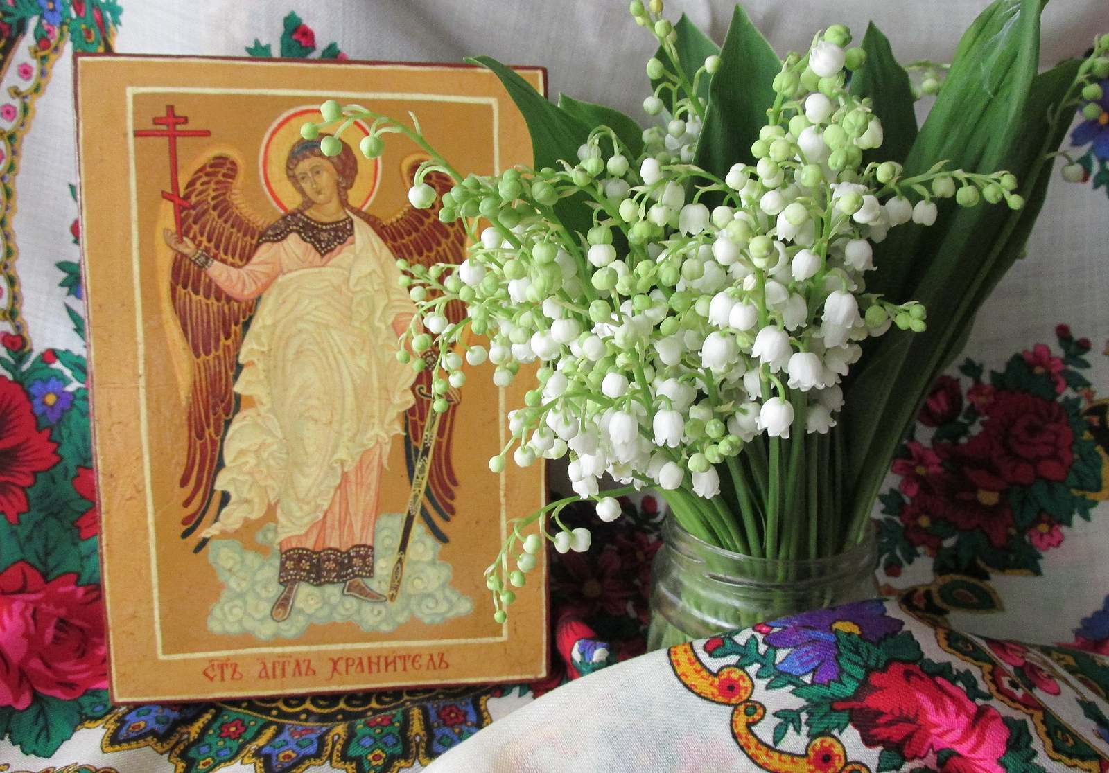 What Orthodox Icons to Have in Your Home (православные иконы)