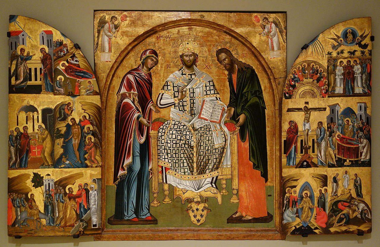 The Deesis as an Important Part of Orthodox Christian Art