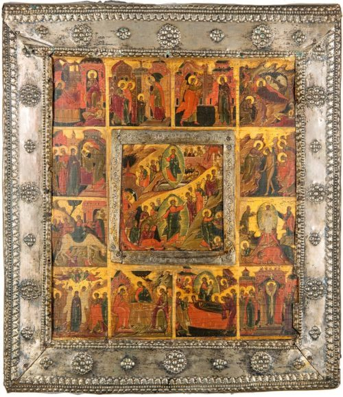 """Webinar """"Russian Icon: The Basics of Modern-Day Collecting"""""""