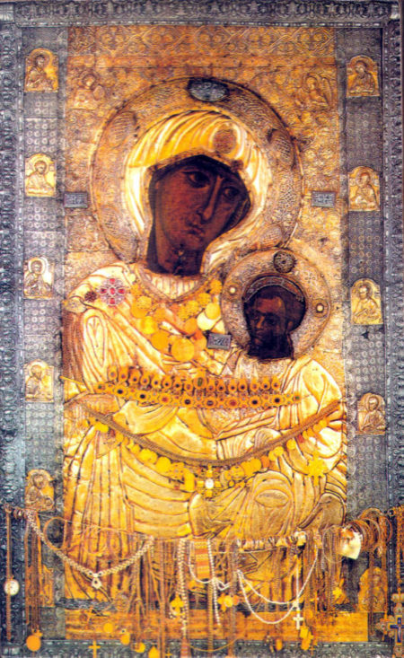 Holy Icons of the Iviron Mother of God