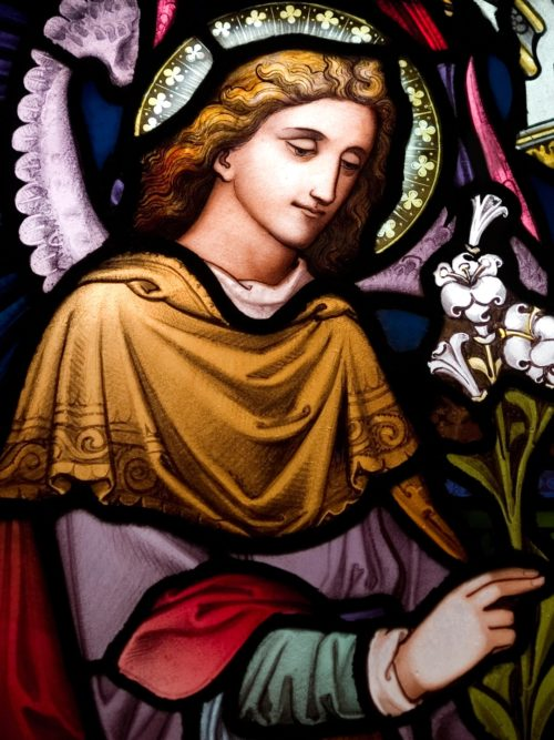 The Archangel Gabriel and His Role in Christianity