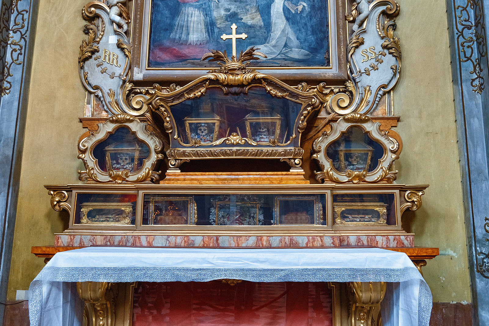 The Spiritual Significance of Catholic Relics