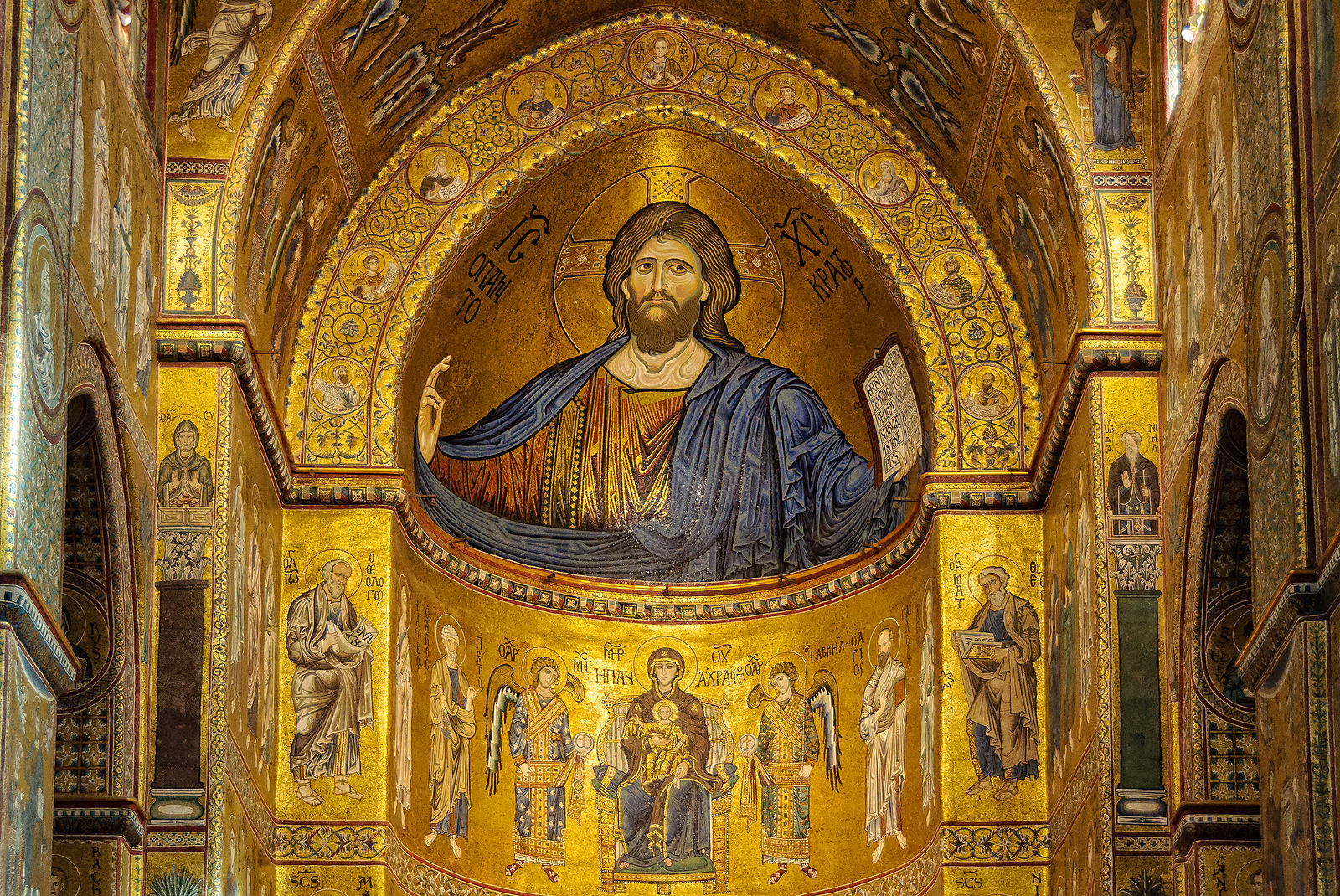 The Meaning of Christ Pantocrator in Christian Art