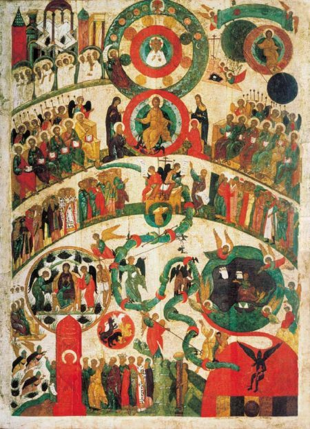 Eastern Orthodox Icons of the Last Judgment