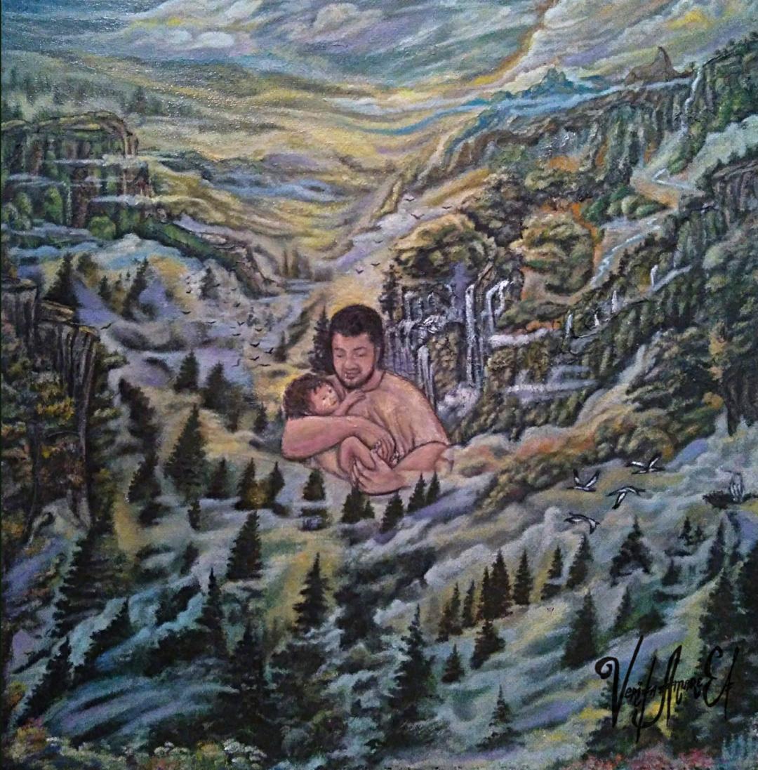 Healing Art by the Russian Artist Veronika Medvedeva