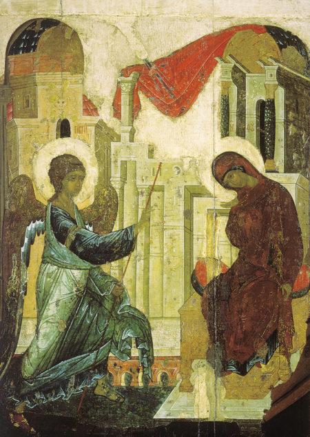 Orthodox Icons of the Annunciation - Православные иконы