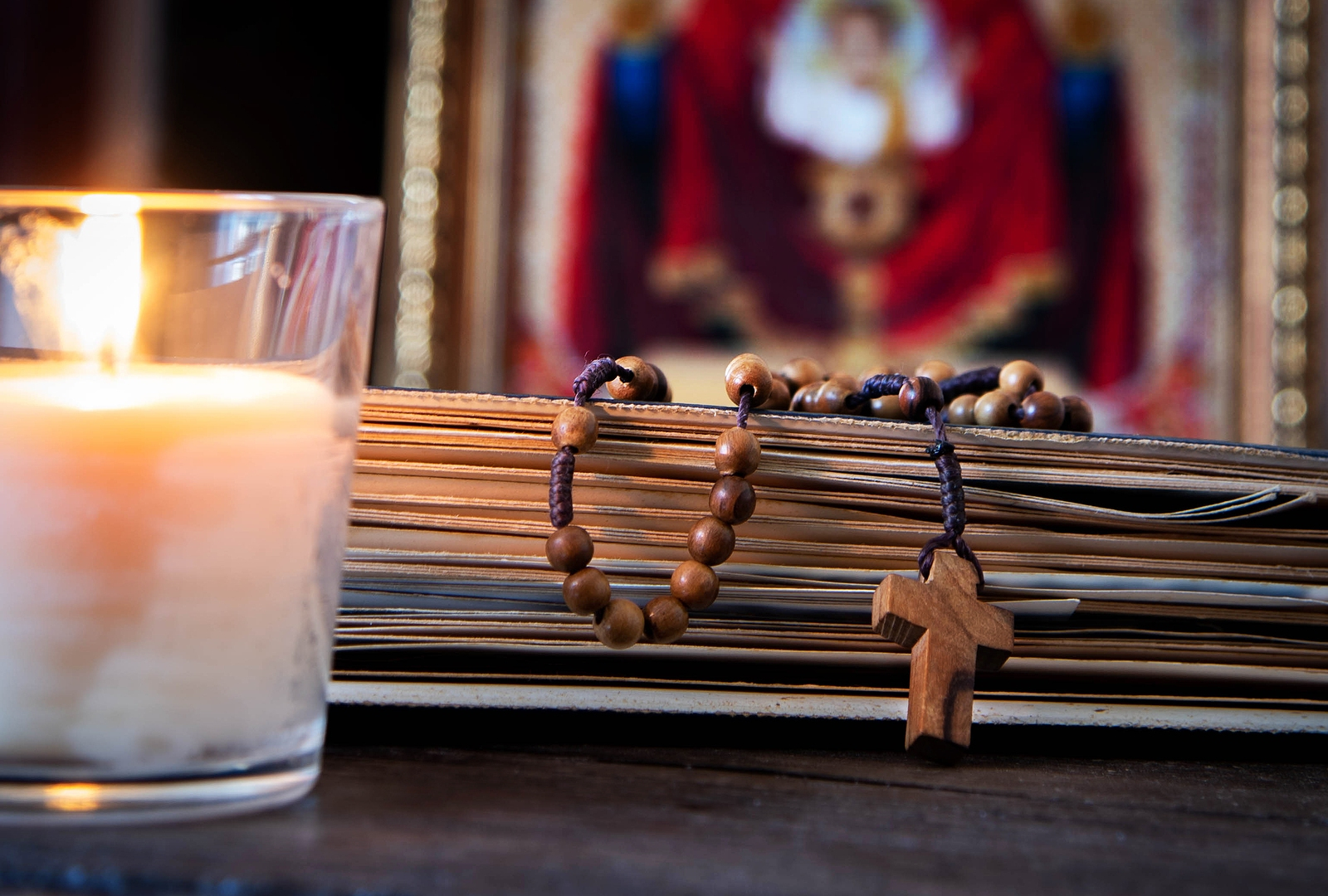 Pray with an Icon