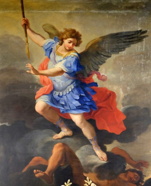 St Michael the Archangel Facts