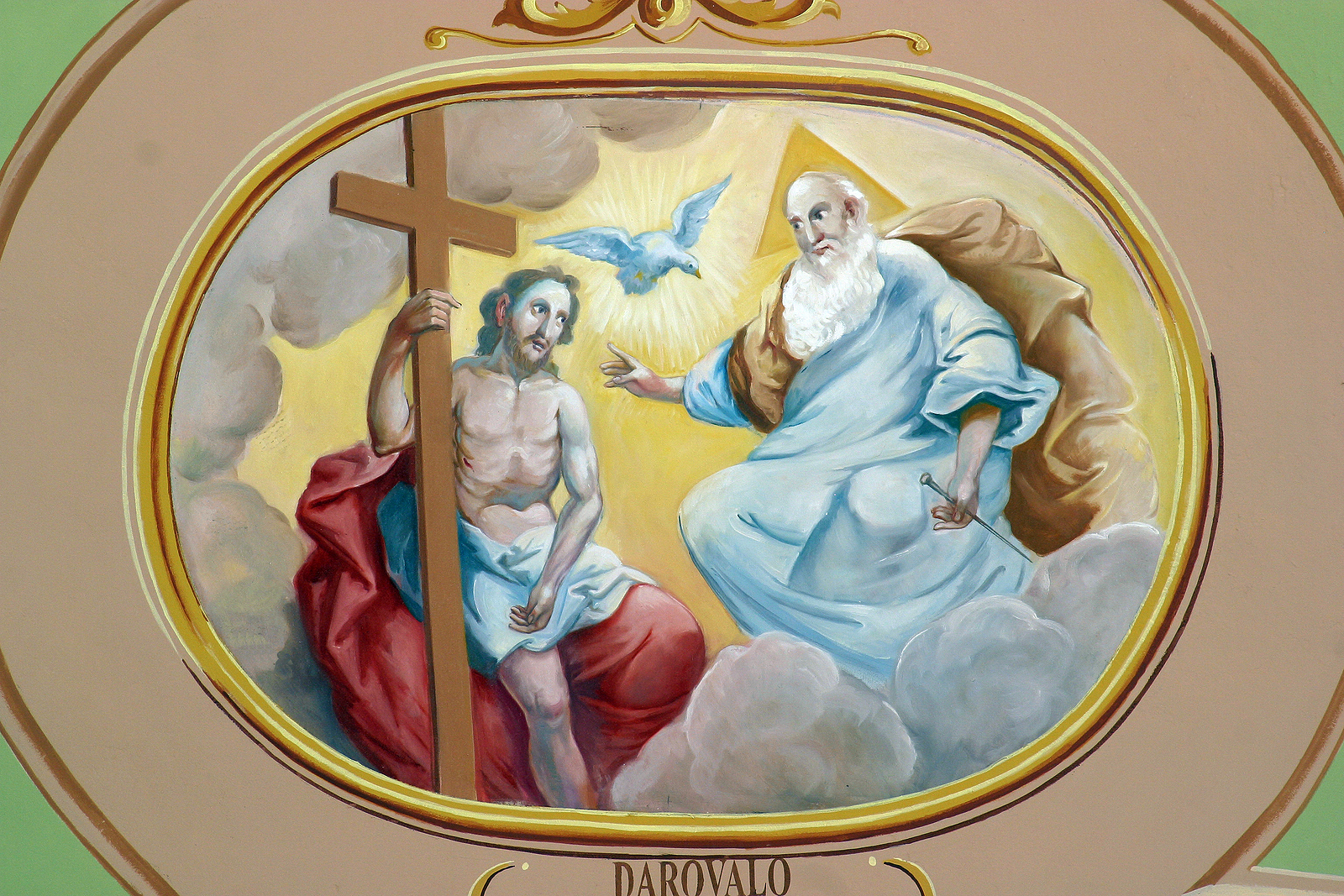 The Holy Trinity as a Symbol for the Unity of God
