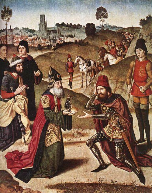 Melchizedek, the King of Salem