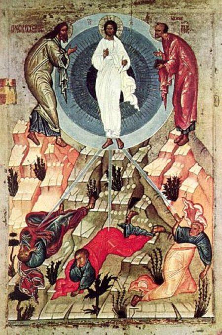 Icon of the Transfiguration