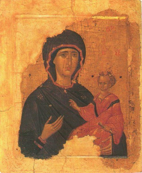 Popular Icons of the Theotokos: The Virgin of Smolensk - Иконы Богородицы