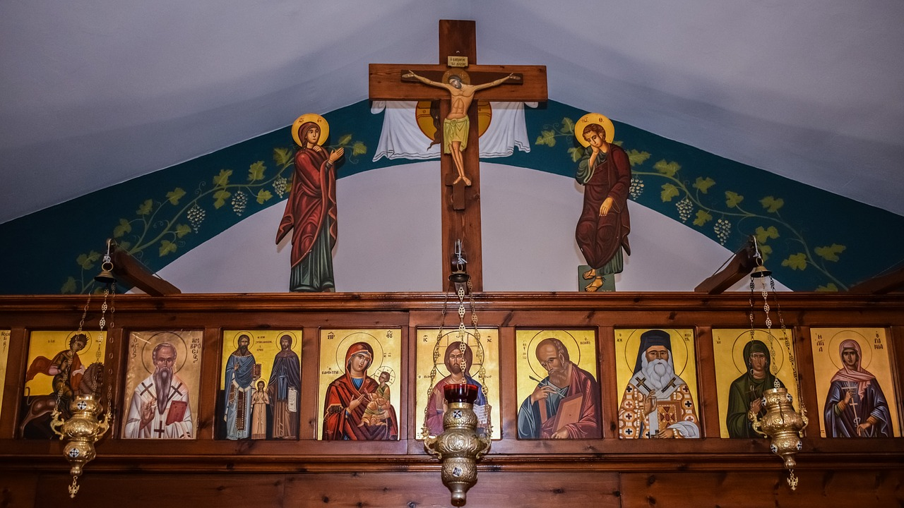 What Are Icons for the Orthodox Church?