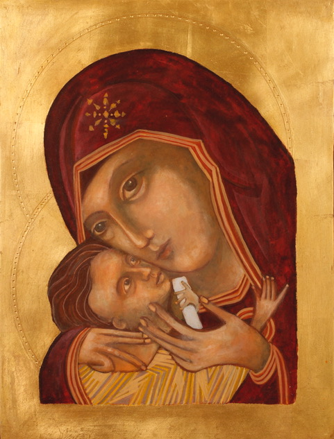 Holy Icons in the Modern World: The Art of Christine Hales